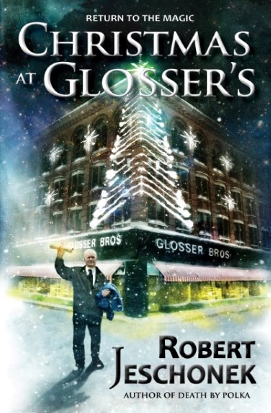 Christmas at Glosser's Cover