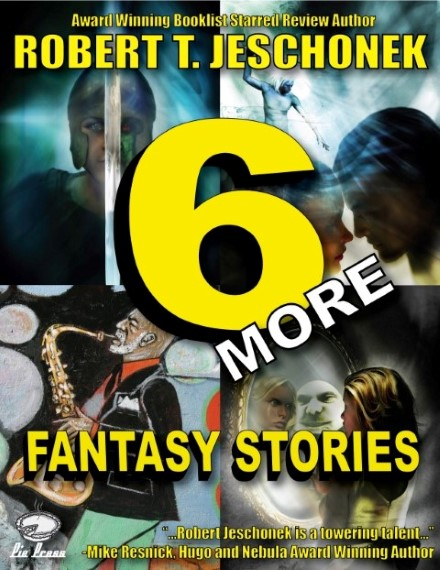 Six Fantasy Stories: Volume 2