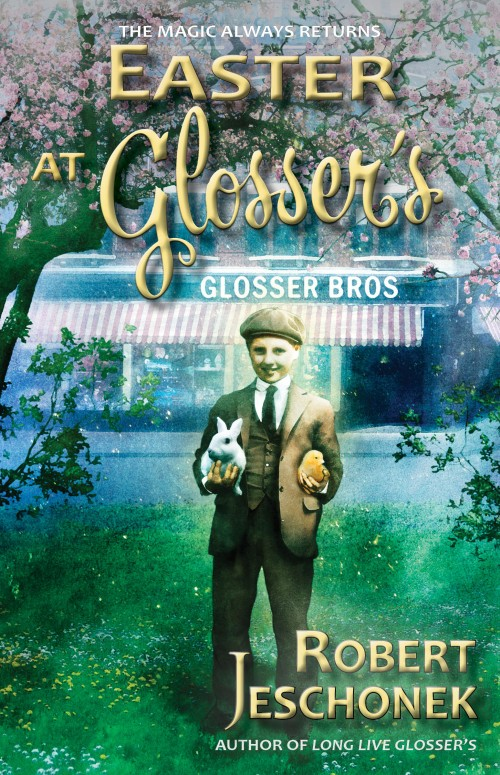 Easter at Glosser's Cover Final