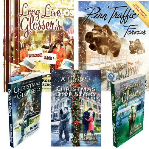 Glosser Bros. & Penn Traffic Library Gift Set