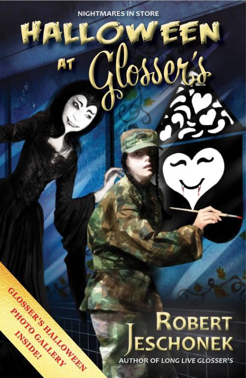 Halloween at Glosser's POD Cover v4