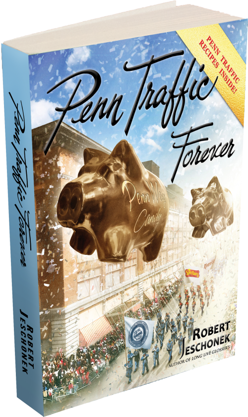 Penn Traffic Forever Black And White Paperback