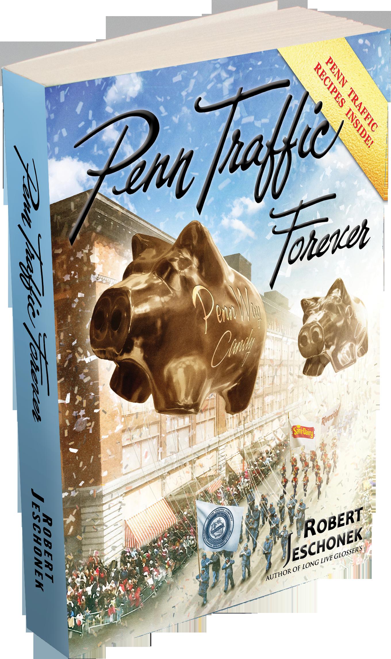 Penn Traffic Book