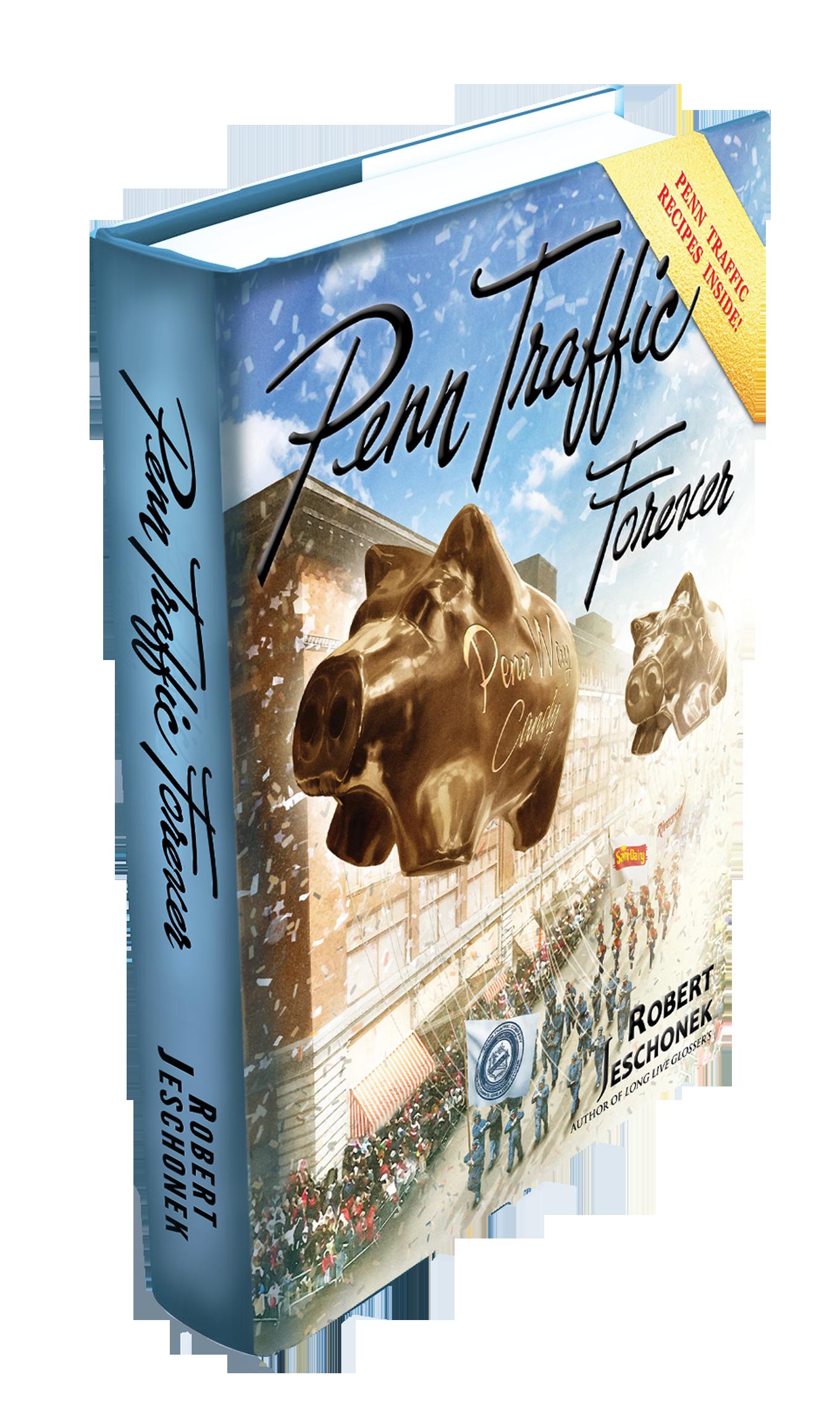 Penn Traffic Book Hardcover