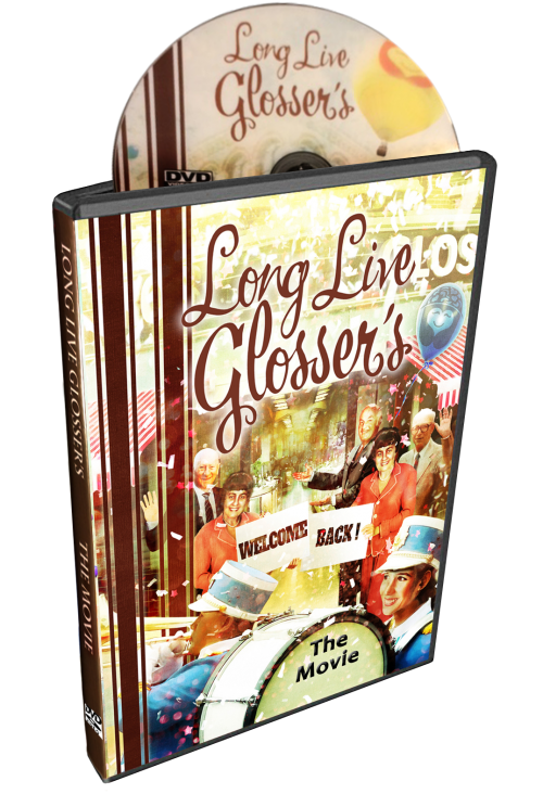 Long Live Glosser's: The Movie DVD