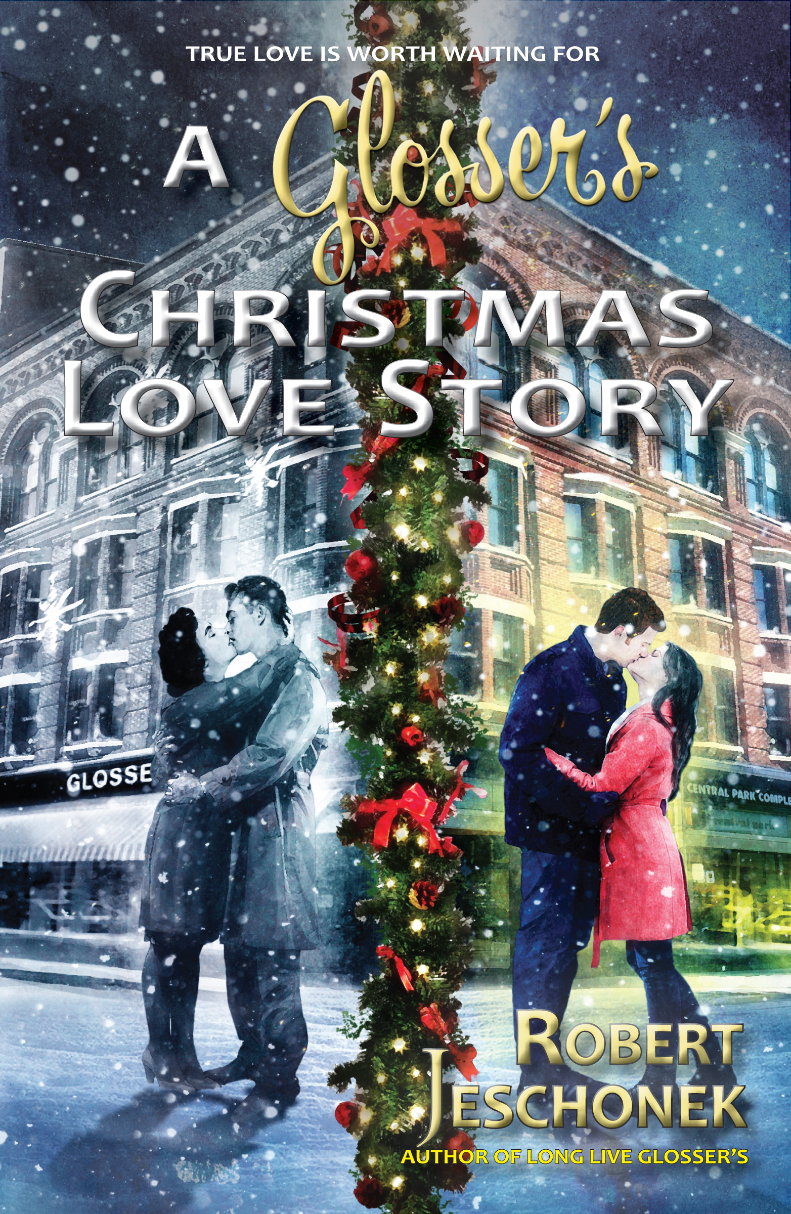 A Glosser\'s Christmas Love Story - Pie Press Pub